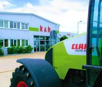 Търговска площадка k&h Landmaschinenhandel