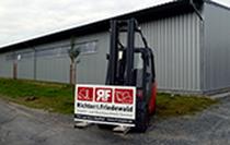 Търговска площадка Richter & Friedewald Fördertechnik GmbH
