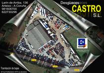 Търговска площадка Desguaces Castro, S.L.