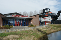 Търговска площадка J.Helmond Forklifts BV