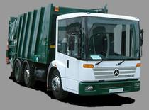 Търговска площадка Refuse Trucks