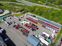 Търговска площадка Scania Danmark A/S