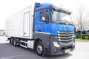 MERCEDES-BENZ Actros 2545 , E6 , 6X2 , BI-TEMPERATURE , 19 EPAL , 2x side door