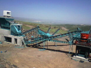 Нов Fabo STATIONARY TYPE 400-500 T/H HARDSTONE CRUSHING & SCREENING PLANT
