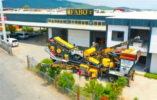 Нов Fabo MCC SERIES 200-250 TPH MOBILE CONE CRUSHER PLANT FOR HARDSTONE
