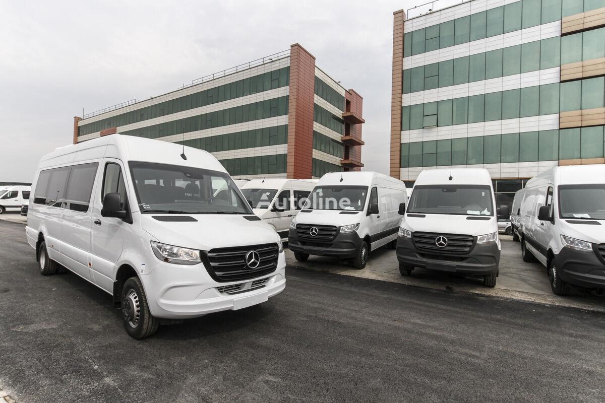 нов пътнически бус MERCEDES-BENZ IDILIS 516 19+1+1 *COC* 5500kg * Ready for delivery