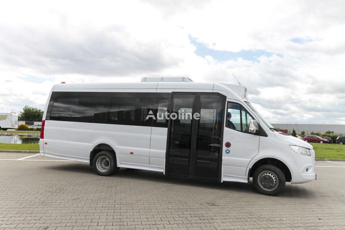 нов пътнически бус MERCEDES-BENZ 519 *coc 5500kg* 15seats +14standing+1driver