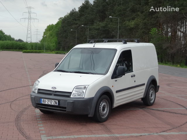 лекотоварен фургон FORD TRANSIT CONNECT 220