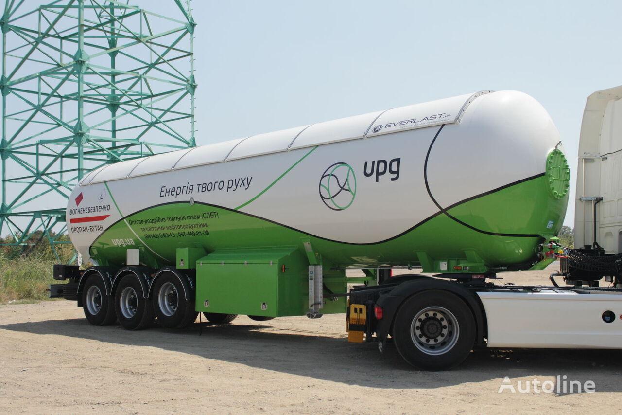 нов цистерна за газ ЭВЕРЛАСТ LPG
