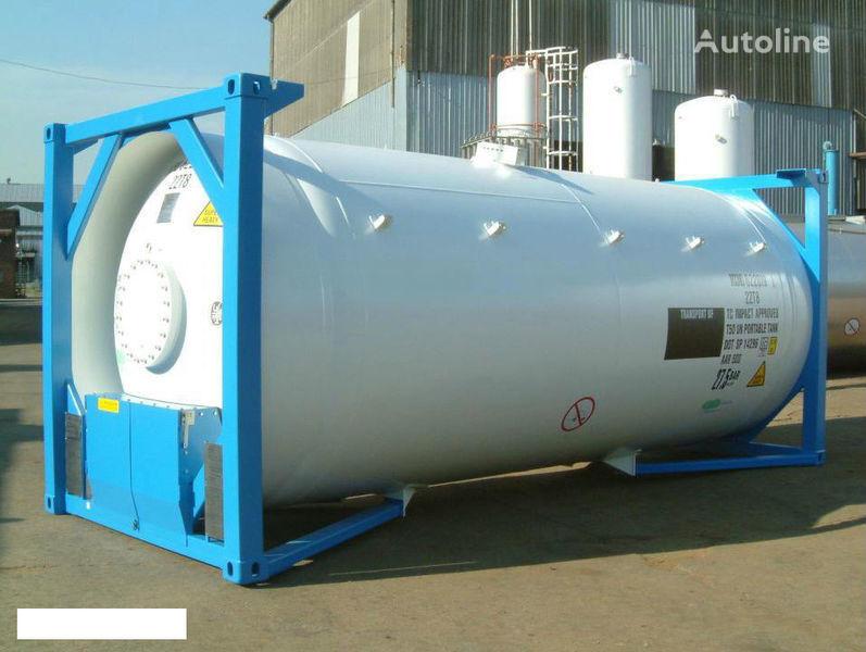 цистерна за газ GASCON   20 FT