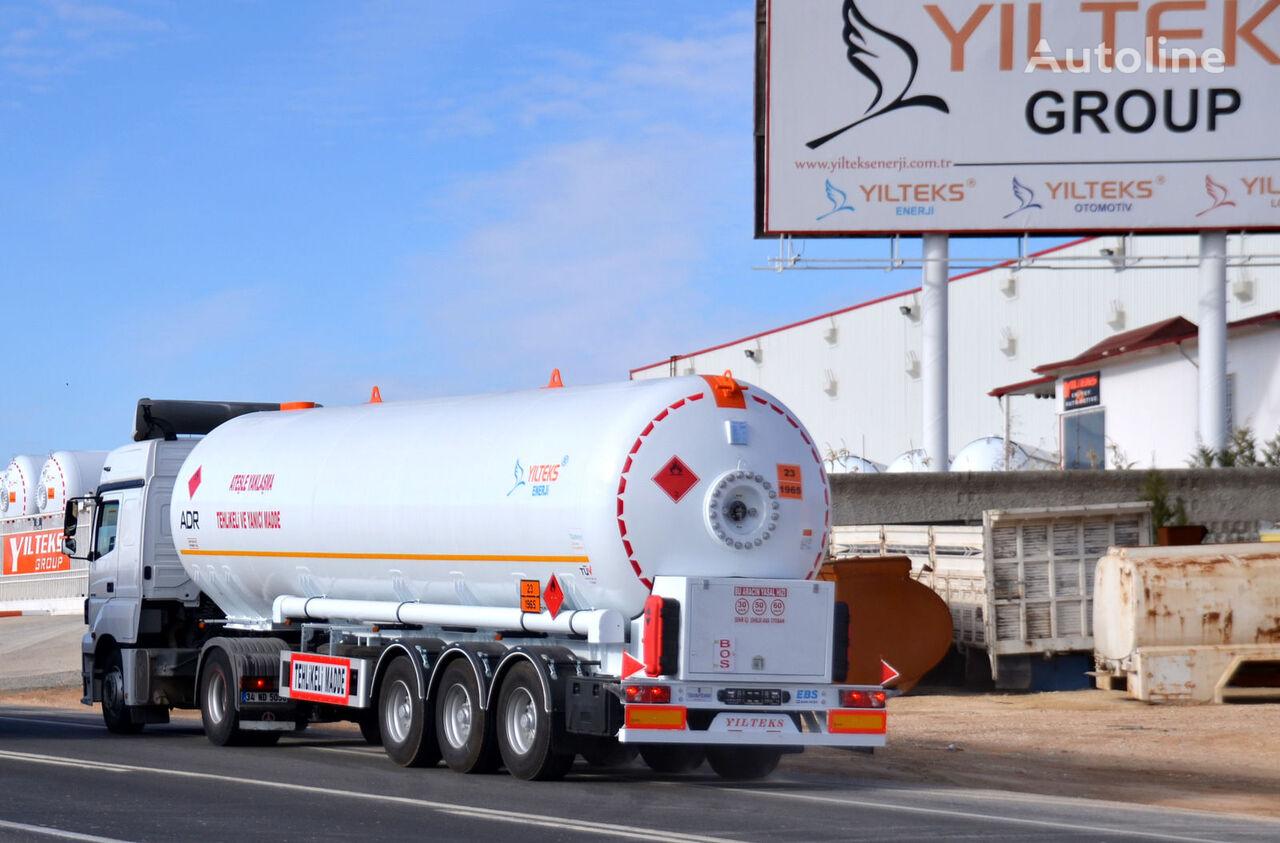 нов цистерна за газ YILTEKS LPG TRAİLER - ADR