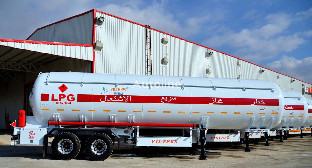 нов цистерна за газ YILTEKS LPG Tank