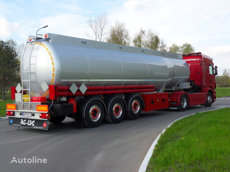 нов цистерна за гориво LDS NCP-37