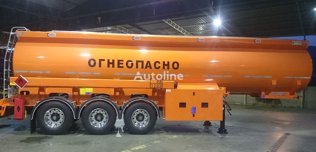 нов цистерна за гориво OKT-TRAILER