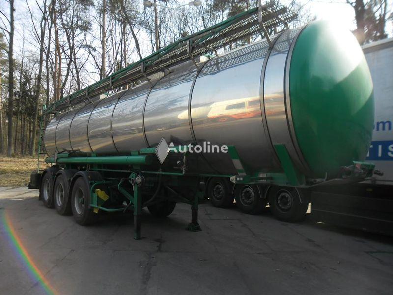 цистерна за химични продукти DROMECH LB4H