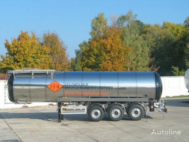 нов цистерна за химични продукти FELDBINDER TSA 30.3-3