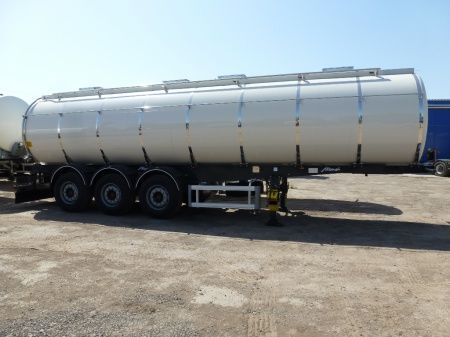 нов цистерна за храни SANTI-MENCI пищевая цистерна SAF Modul OFF-Road SANTI-MENCI