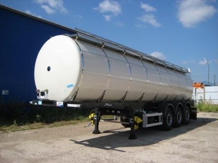 нов цистерна за храни SANTI SANTI-MENCI пищевая цистерна SAF Modul OFF-Road (ID-) SANTI-MENC
