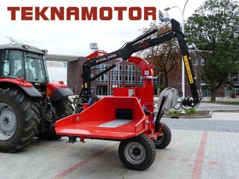 нов дробилка за клони TEKNAMOTOR Skorpion 250 RG/90