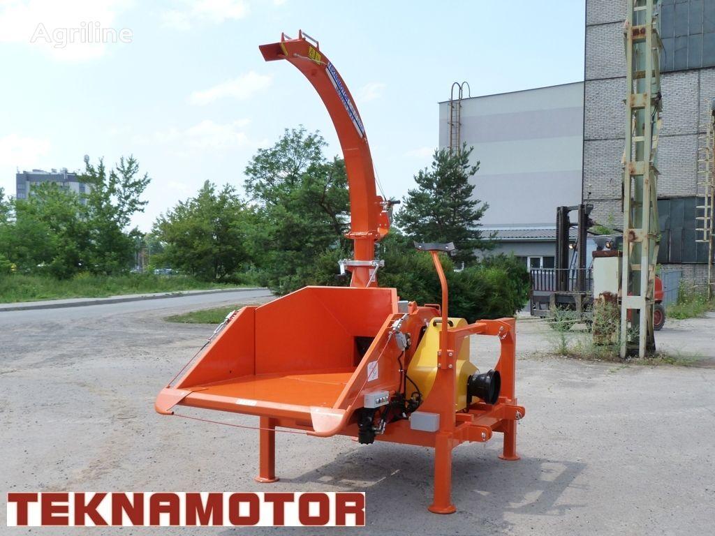 нов дробилка за клони TEKNAMOTOR Skorpion 280 RB