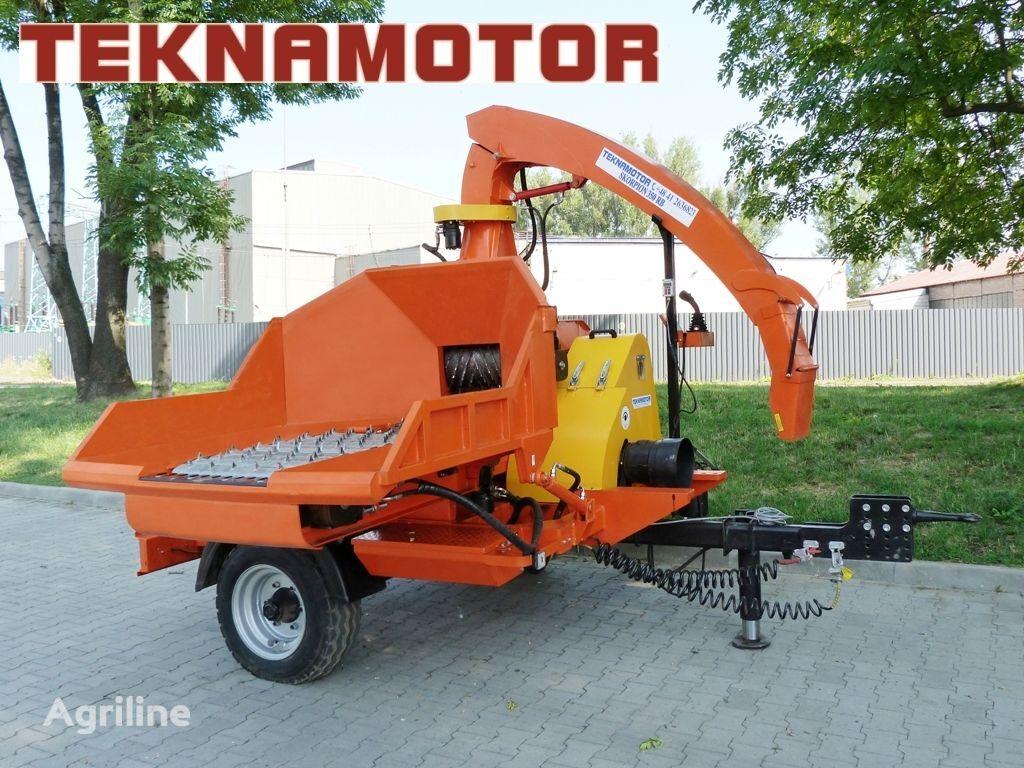 нов дробилка за клони TEKNAMOTOR Skorpion 350 RB