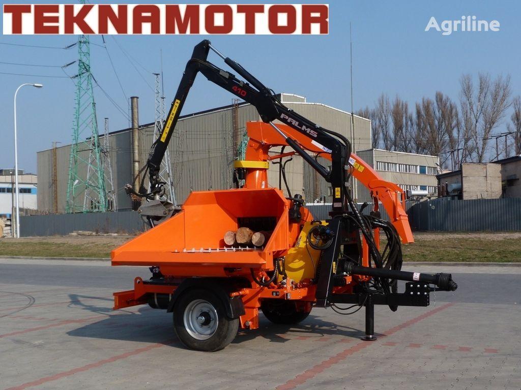 нов дробилка за клони TEKNAMOTOR Skorpion 500 RB