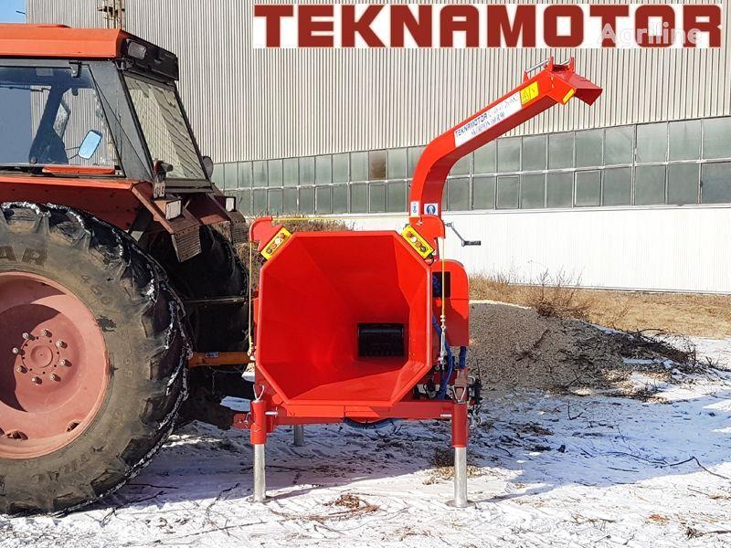 нов дробилка за клони TEKNAMOTOR Skorpon 160 R/90