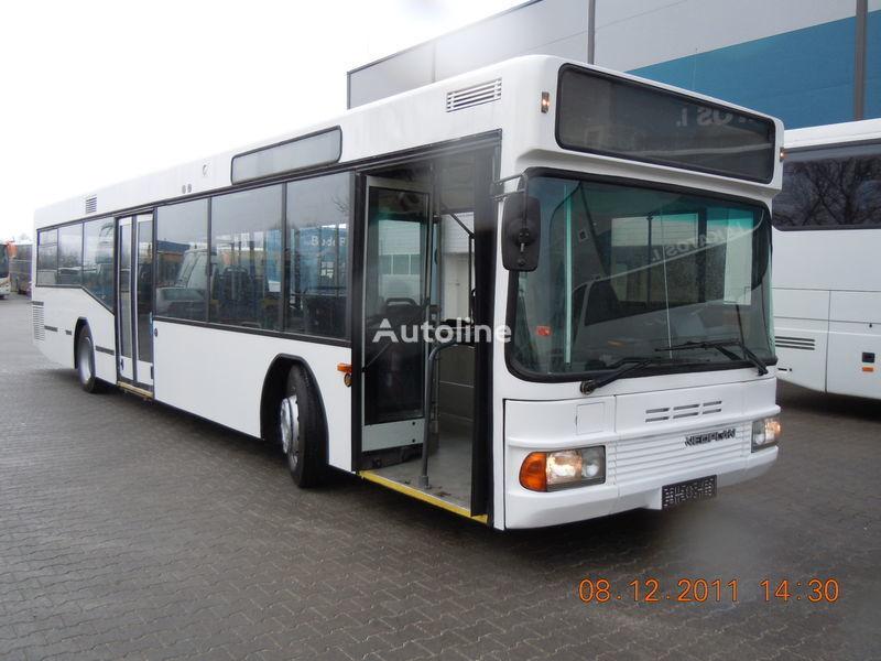 градски автобус NEOPLAN N 4014 NF  ПОЛНОСТЬЮ ОТРЕМОНТИРОВАННЫЙ