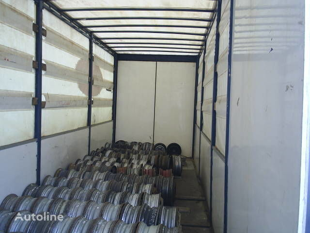 джанта за камион MAN 8.163