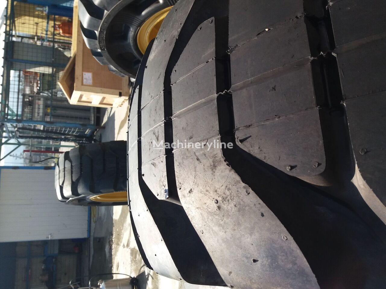 нова гума за челен товарач ECOMEGA SOLID