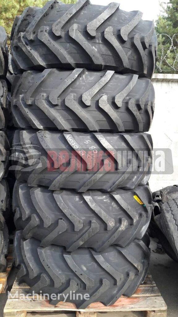 нова гума за телескопичен товарач Michelin 460/70 R 24.00