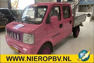 бордови камион DFSK V21 Dubb cab Airco MMBSZ1 * SPECIAL PINK HUMMER EDITION*
