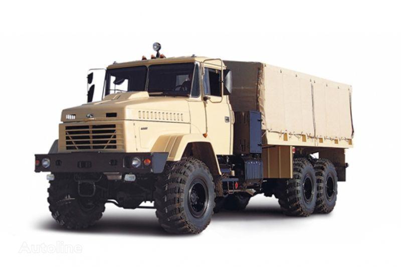 бордови камион КРАЗ 6322