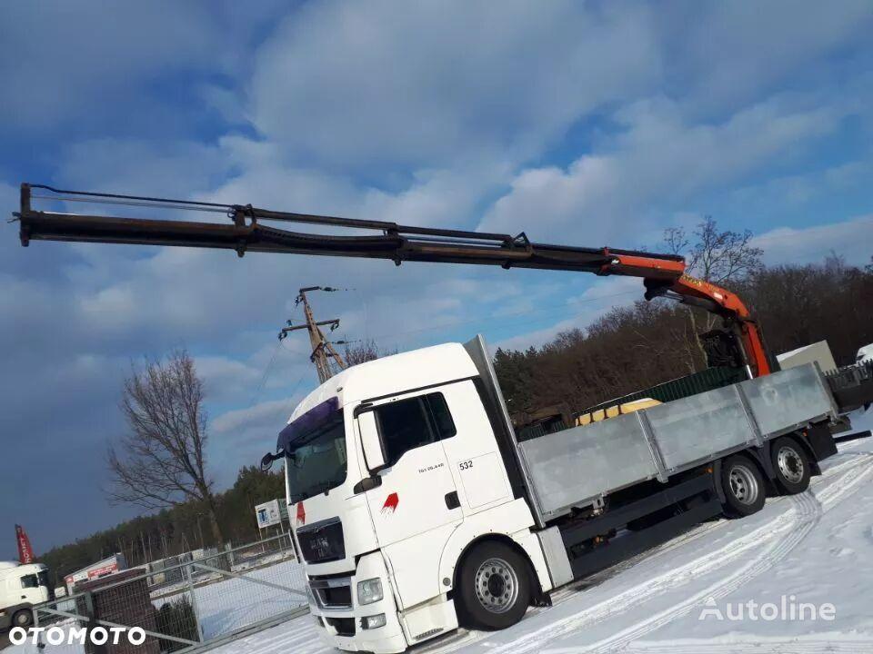 бордови камион MAN TGX 26.400