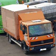 бордови камион MERCEDES-BENZ 817 (5sitze person