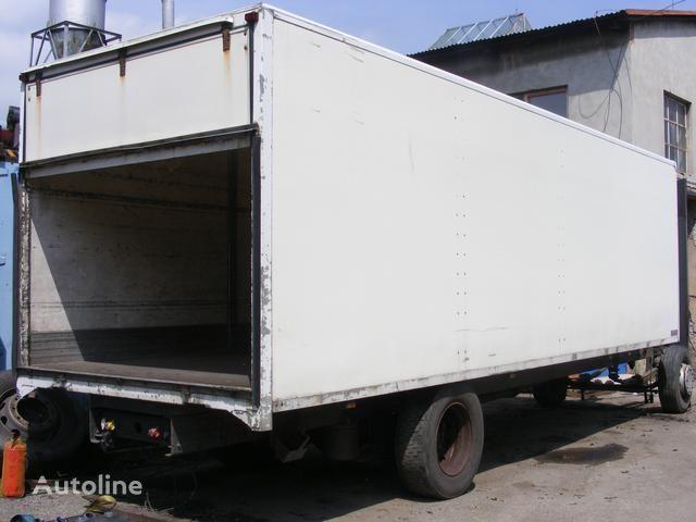 бордови камион Ostatní prachotěsná nástavba MONTEX