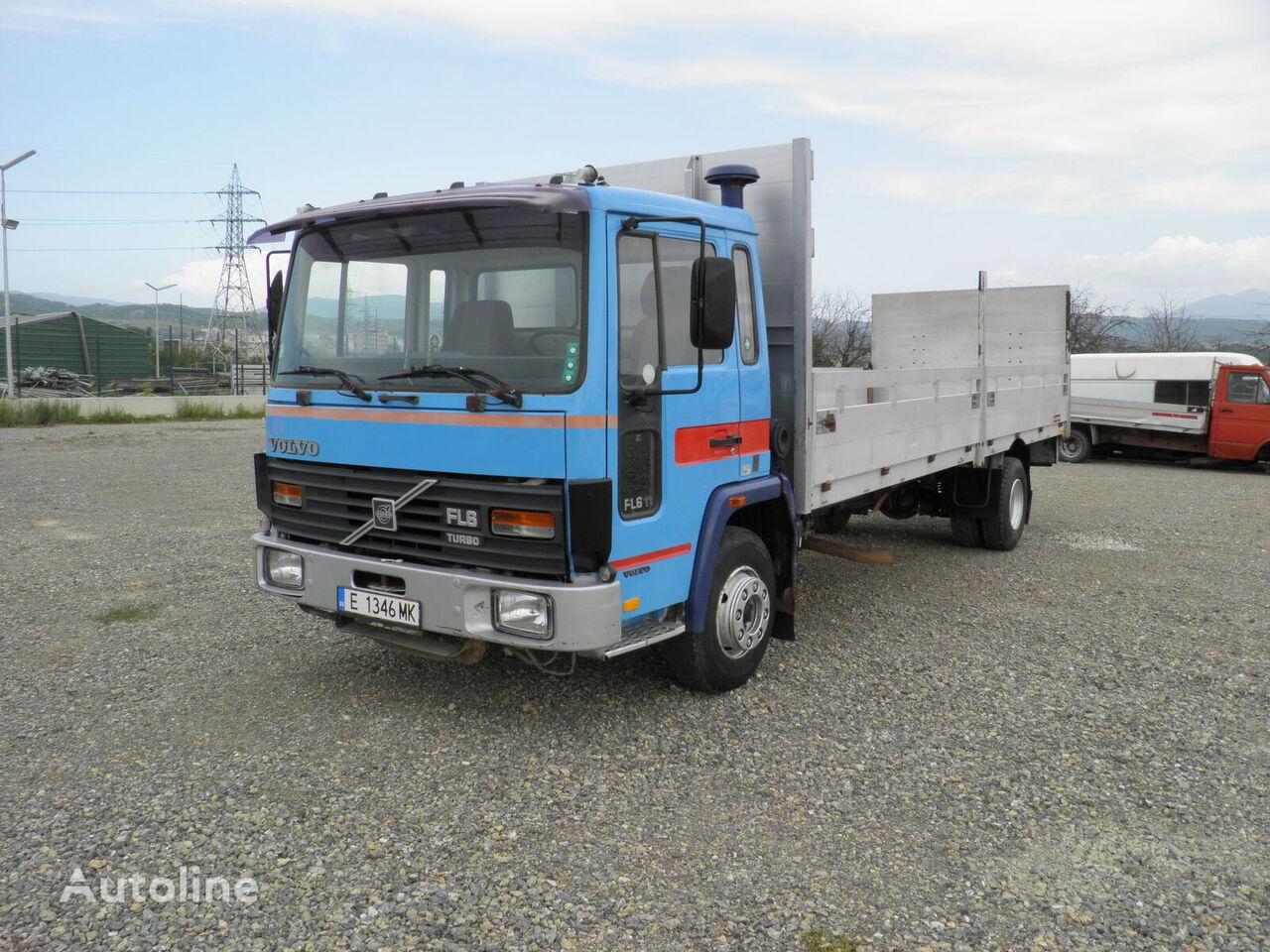 бордови камион VOLVO F611
