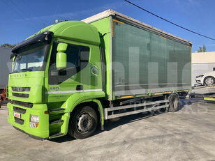 брезентов камион IVECO STRALIS 420 cv AT190S42/P