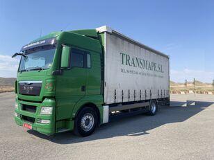брезентов камион MAN TGX 18.440