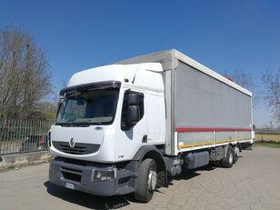 брезентов камион RENAULT PREMIUM 370.26 6X2 TELONATO 9,6 METRI
