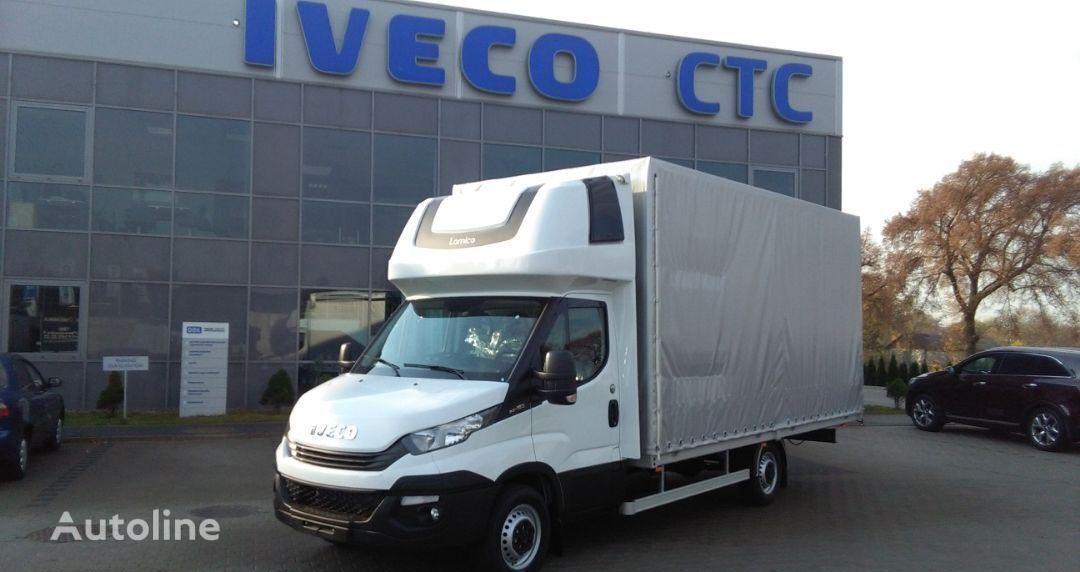 нов брезентов камион IVECO DAILY