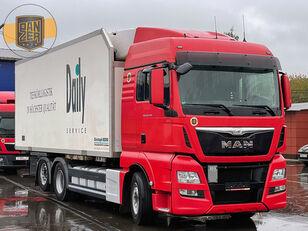 хладилен камион MAN TGX 26.440