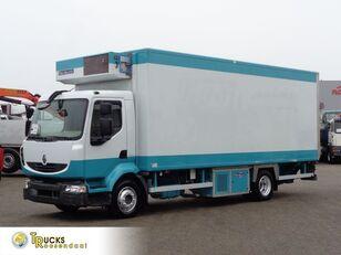 хладилен камион RENAULT Midlum 190 DCI + Dhollandia Lift + FRIGOBLOCK