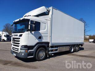 хладилен камион SCANIA R560 6x2*4