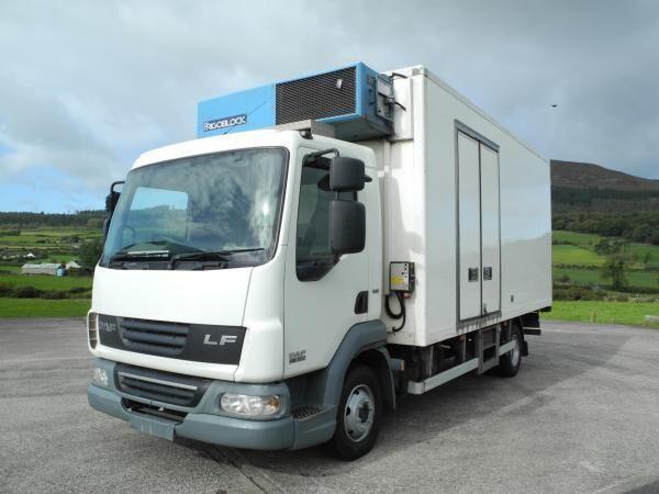 хладилен камион DAF LF 45 160