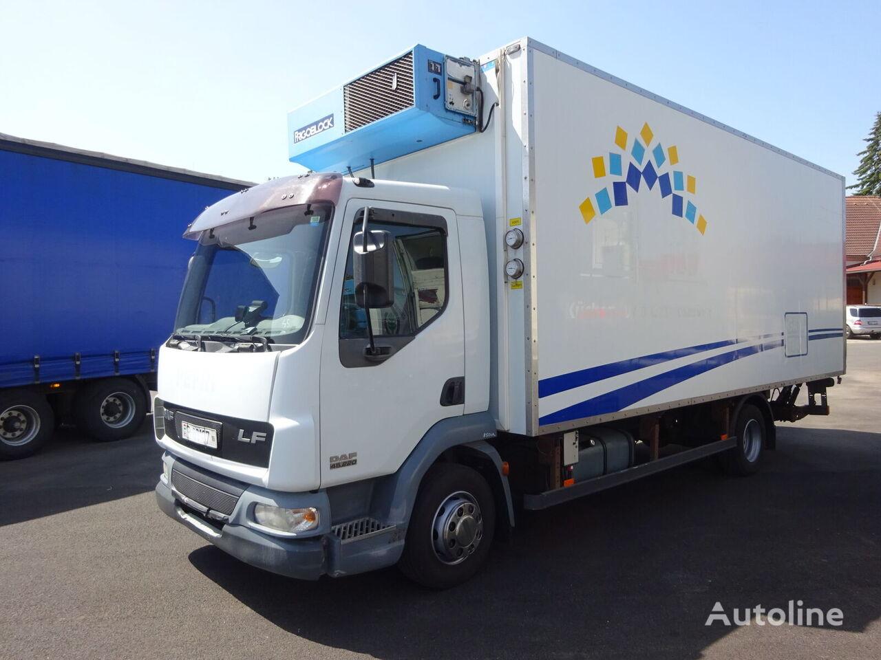 хладилен камион DAF LF45.220