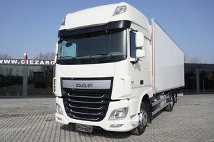 хладилен камион DAF XF 460 SSC , E6 , 6x2 , 22 EPAL , lenght 8,8m , retarder , lift