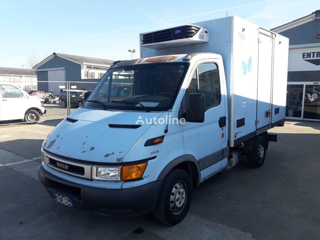 хладилен камион IVECO DAILY 29 L 13