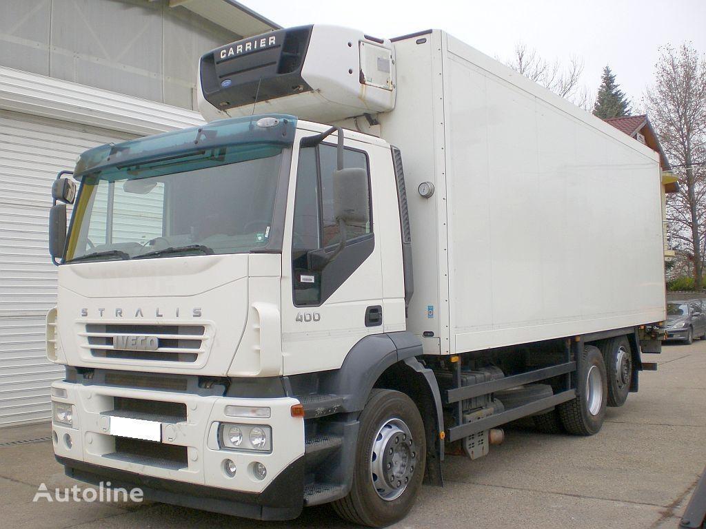 хладилен камион IVECO STRALIS 260S40 ,CARRIER