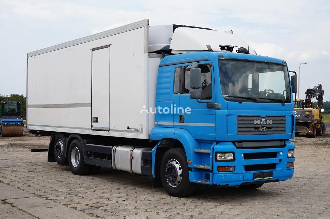 хладилен камион MAN TGA 26.313